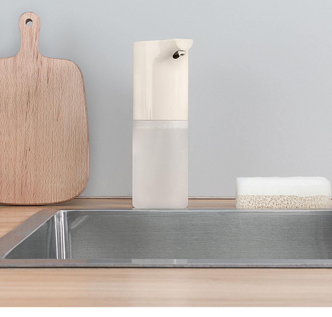 奇妙——米家自动泡沫洗洁精机套装