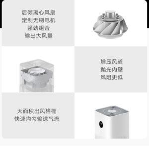 小米米家空气净化器3