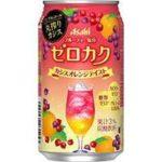 【Asahi朝日 • 零酒精气泡酒】白葡萄味/红梅橘子味/橘子水果味 零卡路里 | 诱惑的秘密