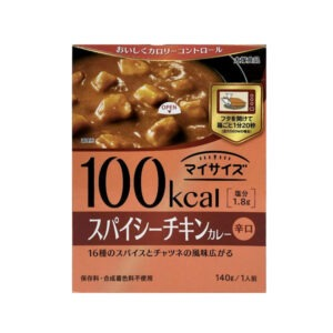 大塚食品 低卡100kcal微波速食鸡肉咖喱