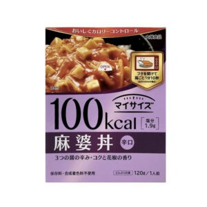大塚食品 低卡100kcal微波速食麻婆冻