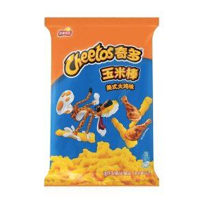 奇多 玉米棒美式火鸡味