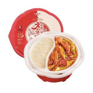 小龙坎 方便火锅米饭
