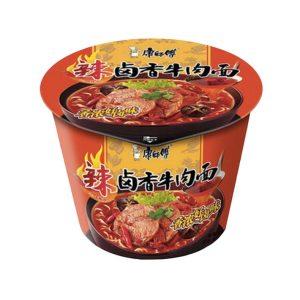 康师傅 桶装辣卤香牛肉