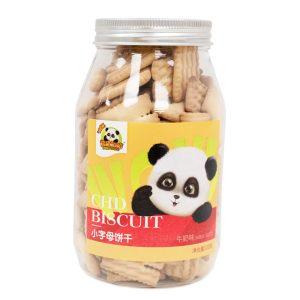 熊猫陌陌 童趣味饼干小字母
