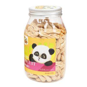 熊猫陌陌 童趣味饼干小骨头