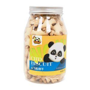 熊猫陌陌 童趣味饼干牛奶味