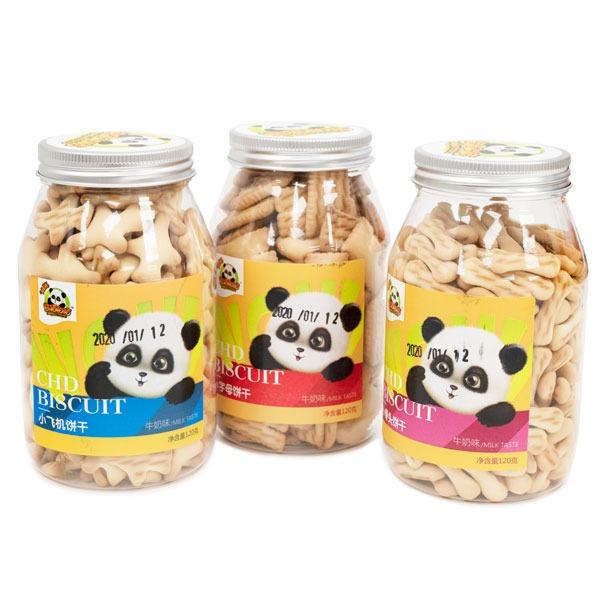 熊猫陌陌 童趣味饼干
