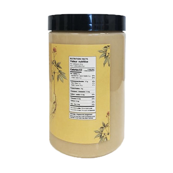 GINSENG Creamed-Honey 安大略老参农 纯正加拿大花旗参冰蜜