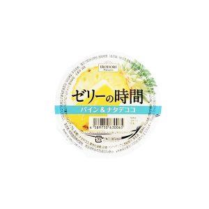 IRODORI 综合果冻时间所有凤梨椰果