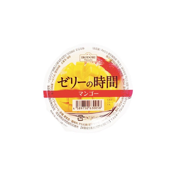 IRODORI 综合果冻时间芒果