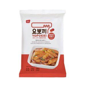YOPOKKI 袋装速食年糕炸酱甜辣味