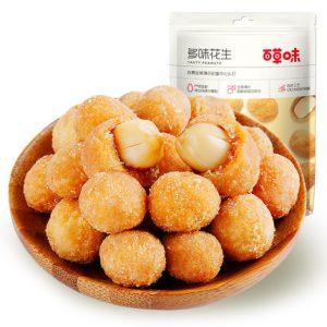 product_奇妙_百草味多味花生