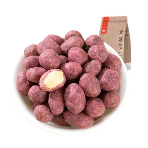 product_奇妙_良品铺子紫薯花生