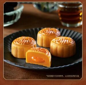 香港美心流心月饼