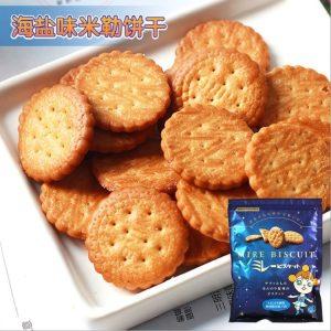 野村煎豆美林饼干
