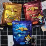 【野村煎豆 • 美林饼干】原味/蜂蜜奶油味