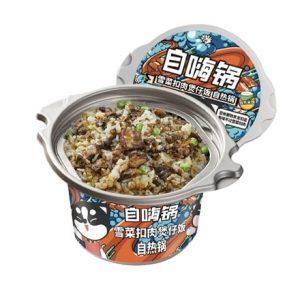 自嗨锅 雪菜扣肉