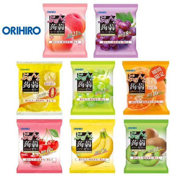 ORIHIRO蒟蒻果冻