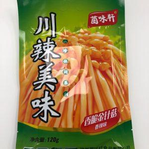 菌味轩香脆金针菇