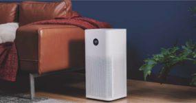 小米米家空气净化器,享受自然好空气