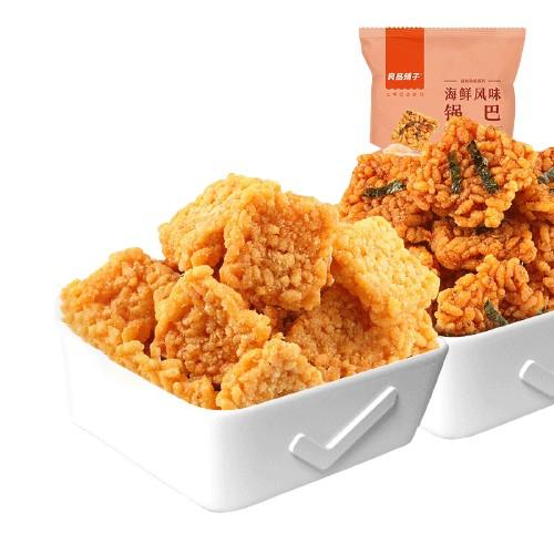 product_奇妙_良品铺子海鲜锅巴蟹香蛋黄锅巴