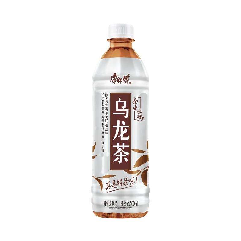 奇妙-康师傅乌龙茶