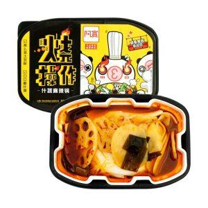 product_奇妙_阿宽烧操作什蔬麻辣锅:自热烧烤
