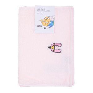 MINISO 名创优品 Adventure Time 探险活宝漫画 儿童毛巾纯棉