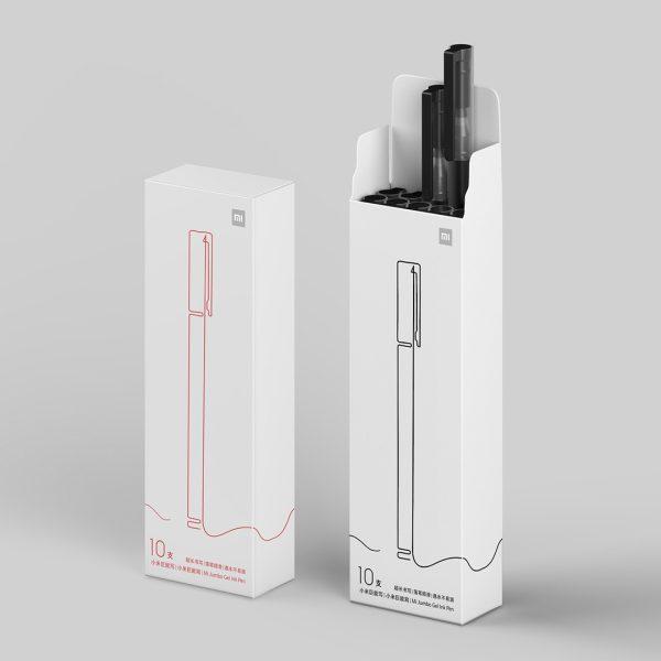 product_奇妙_小米巨能写中性笔10支装