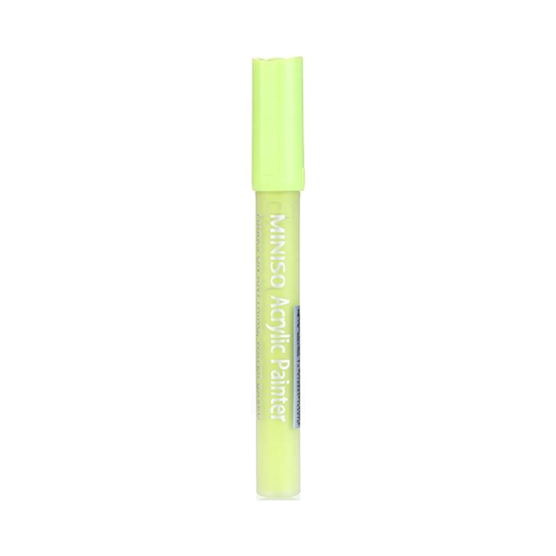 奇妙-MINISO 名创优品 • 可洗粗杆单头水性摇摇笔