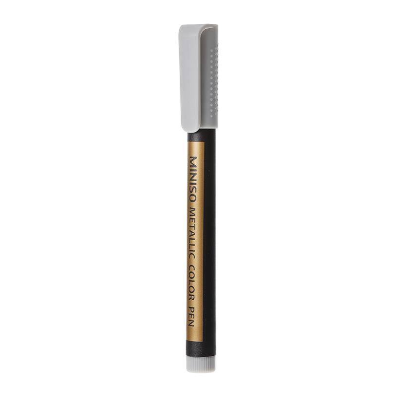奇妙-MINISO 名创优品 • 水性金属银色彩笔