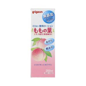 贝亲-桃子水天然爽身粉