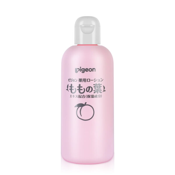 Pigeon贝亲-桃子水天然爽身粉