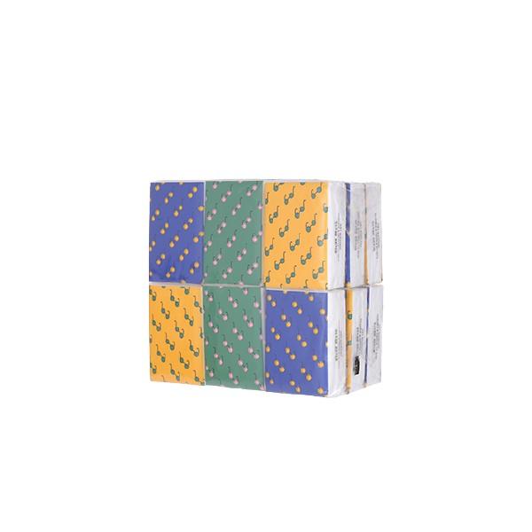奇妙-MINISO 名创优品时尚纸巾餐巾纸小包随身装