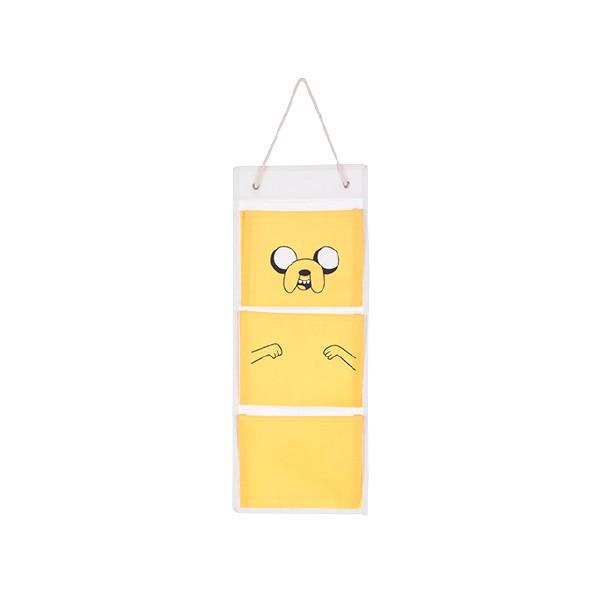 奇妙-MINISO 名创优品Adventure Time 墙挂式收纳挂袋