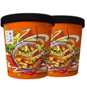 product_奇妙_ 李子柒红油面皮