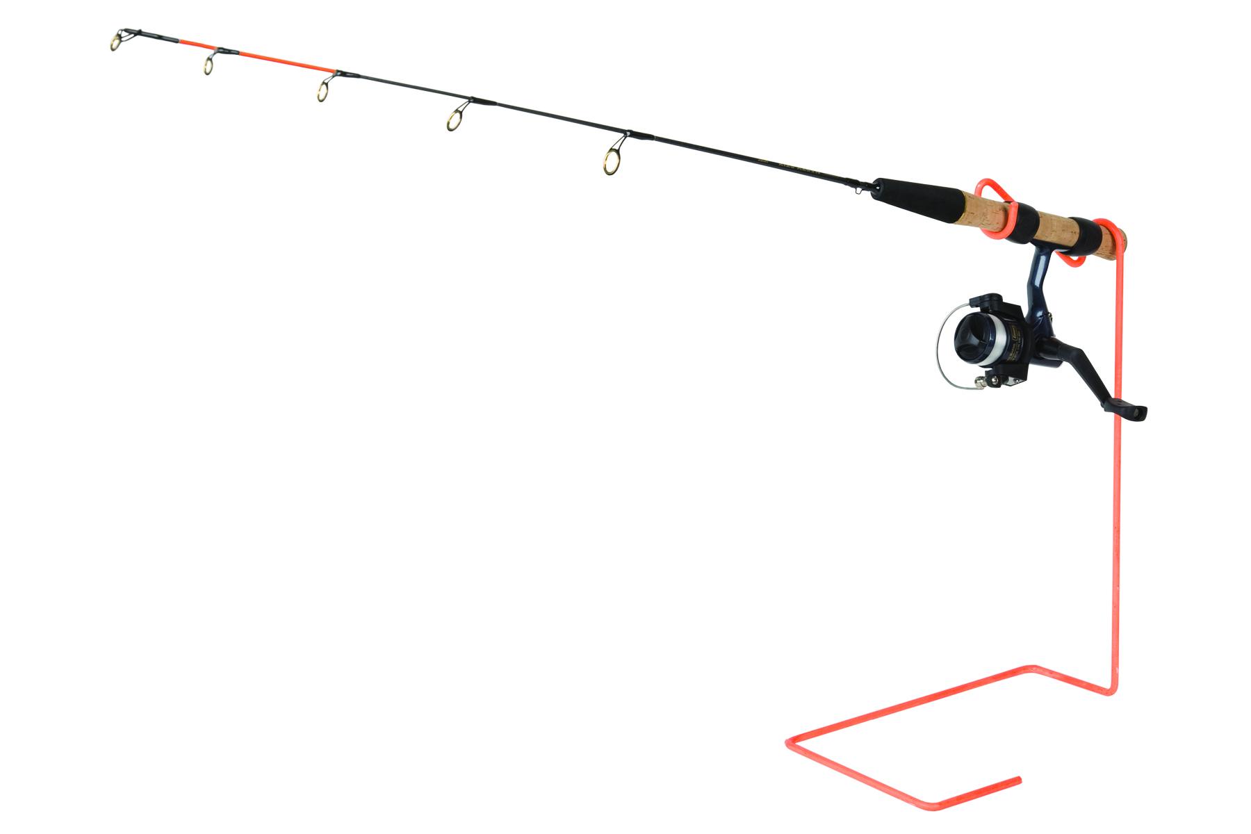 冰钓鱼竿架
