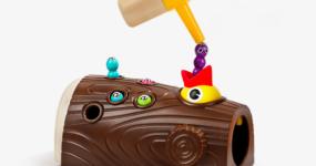 特宝儿网红啄木鸟捉虫游戏,益智玩具的性价比之王