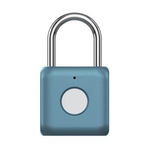 product_奇妙_优点智能 指纹锁挂锁Kitty