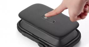 优一eue手机紫外线杀菌消毒包,手机清洁的最佳伴侣