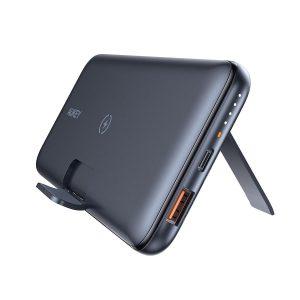 Product_奇妙_AUKEY 10000mAh Wireless Charging PowerBank (Black)