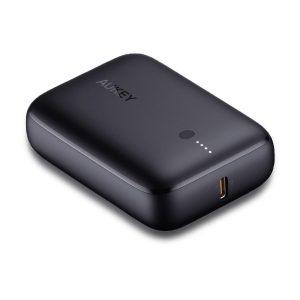 Product_奇妙_AUKEY Basix Mini 10000mAh PD Power Bank (Black)