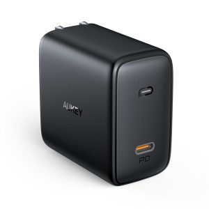 Product_奇妙_AUKEY Omnia Single USB-C PD 100W Charger (Black)