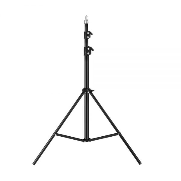 Product_奇妙_Ergopixel 6.8ft Long Tripod With LED Ring Light - Black
