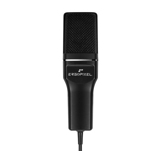 Product_奇妙_Ergopixel Condenser Microphone With Tripod - Black