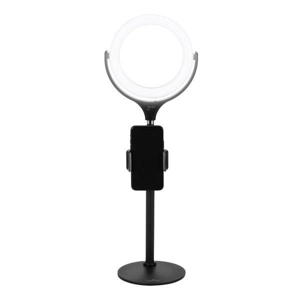 Product_奇妙_Ergopixel-Desktop-Tripod-Stand-With-LED-Ring-Light---Black