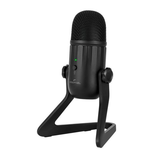 Product_奇妙_Ergopixel Uni-Directional Stream Microphone - Black