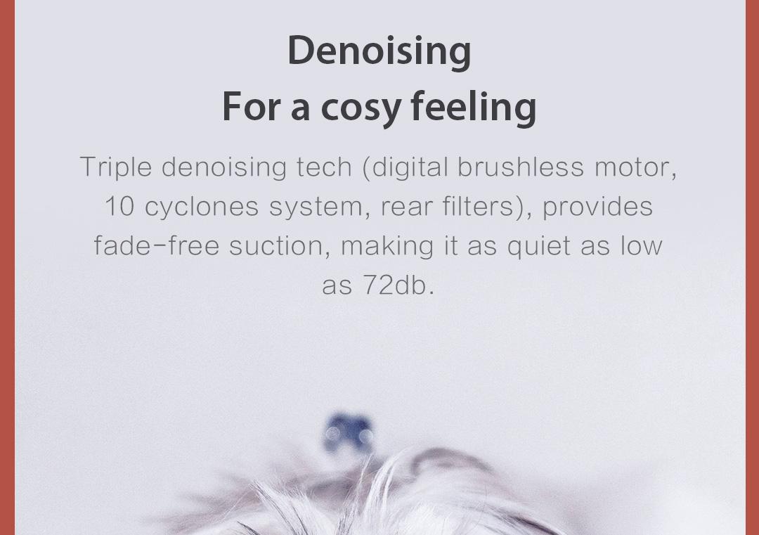 Product_奇妙_Roidmi Z1 Air Sterilizing Cordless Vacuum Cleaner