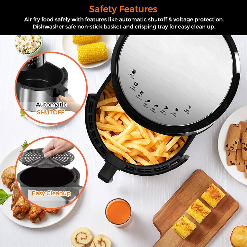 Product_奇妙_Ultima Cosa Presto Luxe Grande Air Fryer 8L